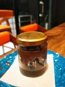 Chocolate Surprise Jar